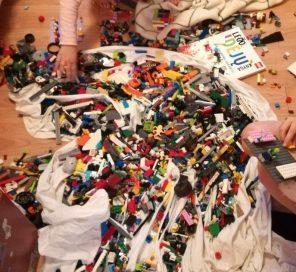 Lego dovana