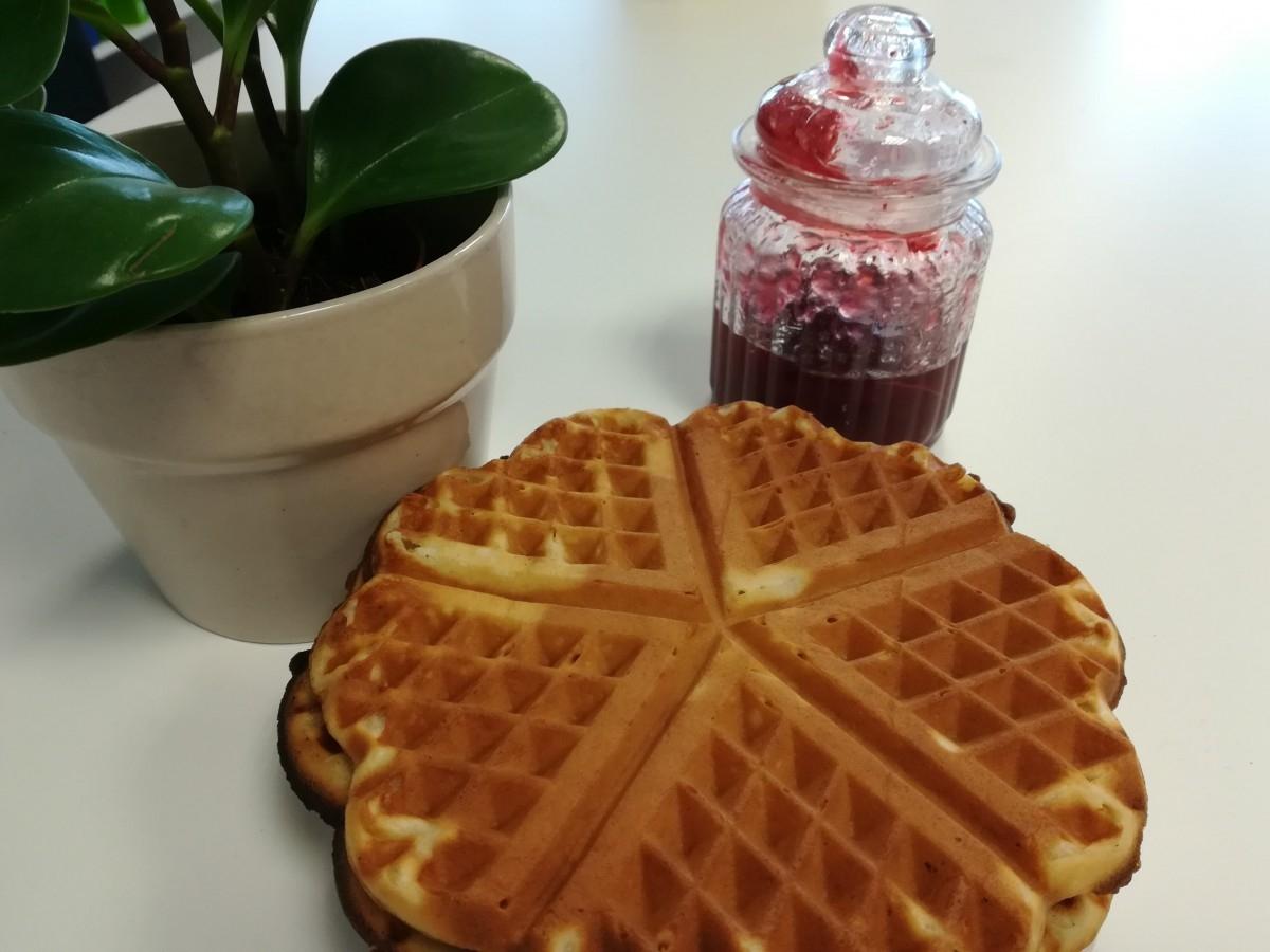 Puiki dovanos idėja valentino dienos proga - paruošti jam jai pusryčius