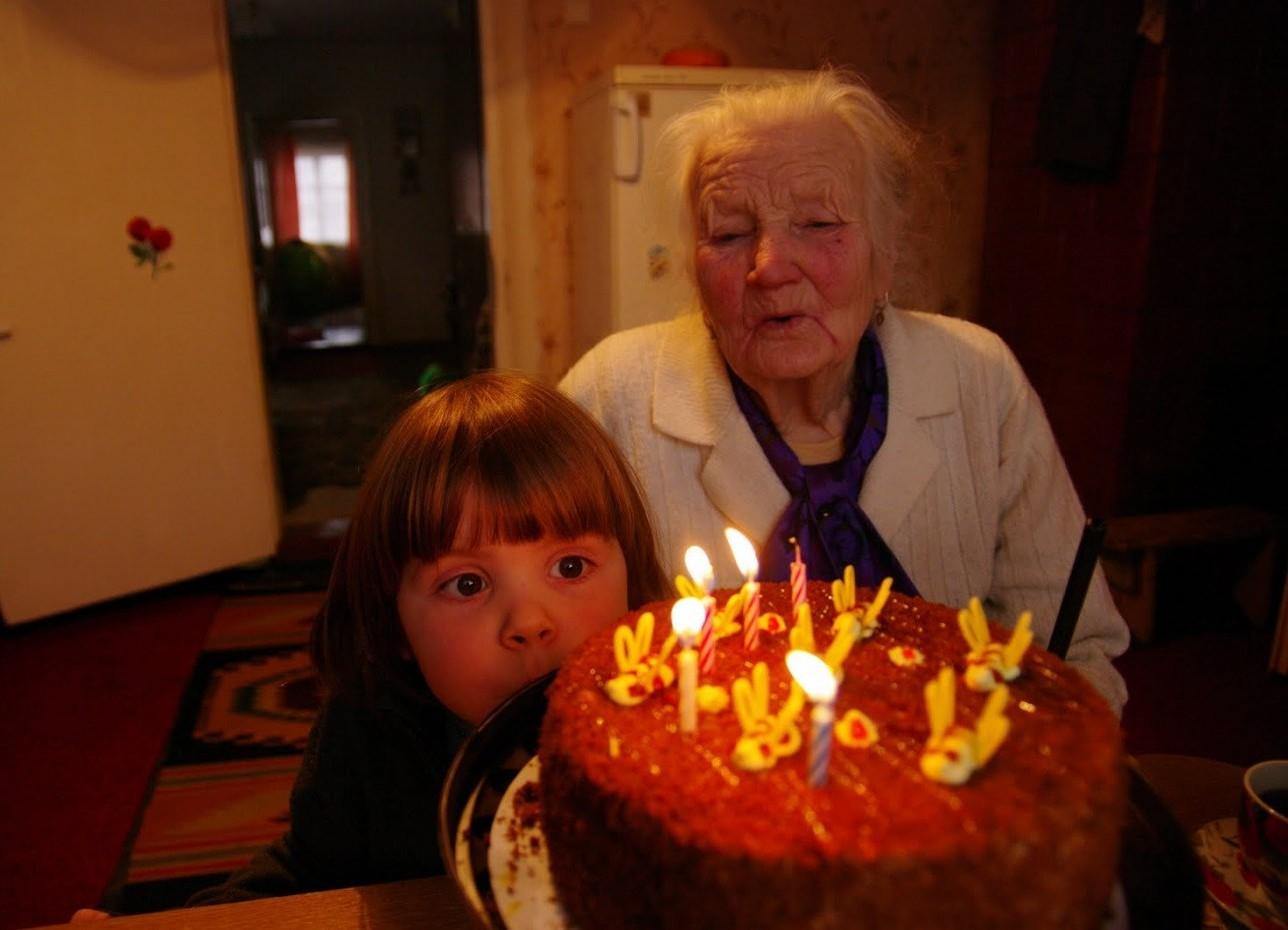 Močiutei ir mamai geriausia dovana - laikas kartu