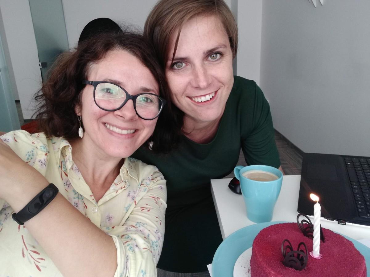 Metukų gimtadienis Gitana Renata