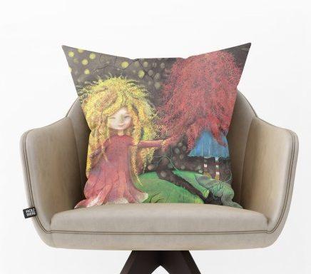 Dekoratyvinė pagalvėlė \