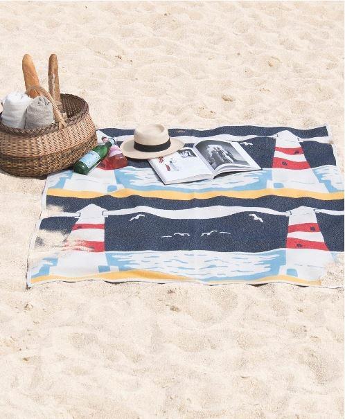 Paplūdimio pledas