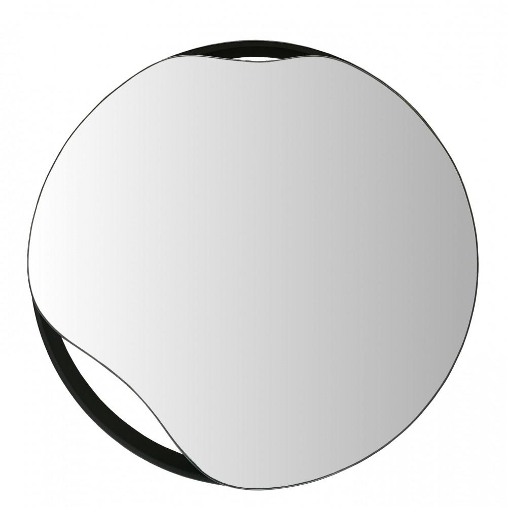 Didelis apvalus veidrodis