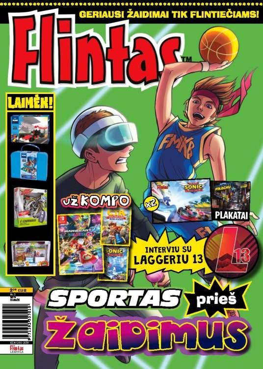 Žurnalas Flintas